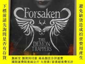 二手書博民逛書店英文原版罕見The Demon Trappers: Forsak