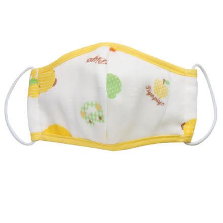 黃色小鴨 幼兒紗布立體口罩【德芳保健藥妝】