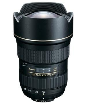 Tokina AT-X 16-28mm F2.8 PRO FX(平輸) 贈強力大吹球+科技晶圓級拭鏡布+鏡頭拭鏡筆+數位清潔液+專業拭鏡