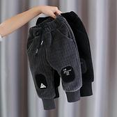 兒童褲子 新款棉褲 褲子女童加棉加厚兒童保暖褲小寶寶洋氣外穿長褲【快速出貨八折鉅惠】