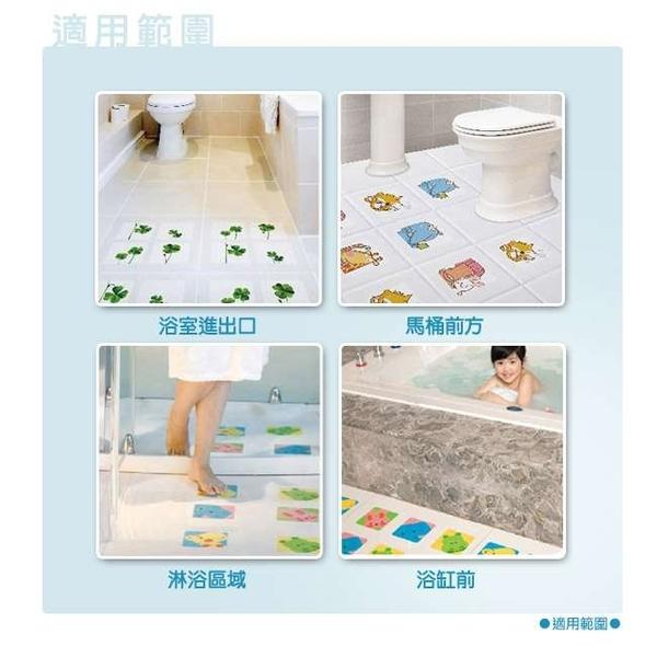3M 浴室防滑貼片6入【文具e指通】 量販團購