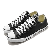 Converse Chuck Taylor Leather All Star 黑白 皮革 基本款 男鞋 女鞋【ACS】132174C