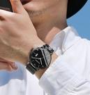 男手錶男士學生石英錶ins時尚潮流韓版防水男錶 『獨家』流行館
