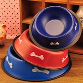 烤漆彩色碗大中小號寵物狗盆·樂享生活館