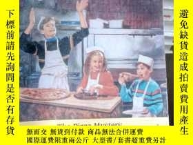 二手書博民逛書店The罕見Pizza MysteryY15389 Albert