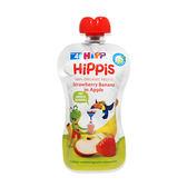 HiPP喜寶 有 機水果趣-蘋果草莓100g[衛立兒生活館]