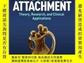 二手書博民逛書店Handbook罕見Of Attachment-附件手冊Y436638 Jude Cassidy; Phi..