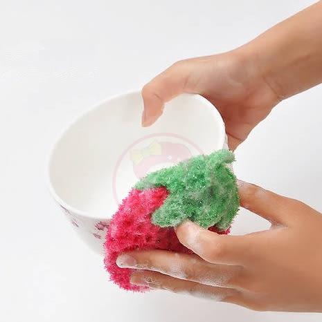 韓國第二代不沾油洗鍋布/洗碗巾/菜瓜布(1入)【小三美日】