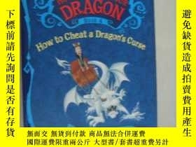 二手書博民逛書店How罕見To cheat a dragon s curse 插