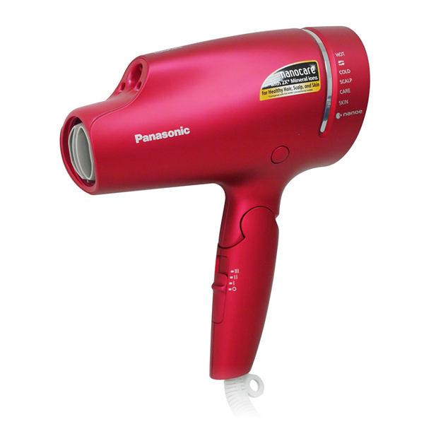 ☀贈實用面膜☀【Panasonic 國際牌】奈米水離子吹風機 (EH-NA9A-RP)