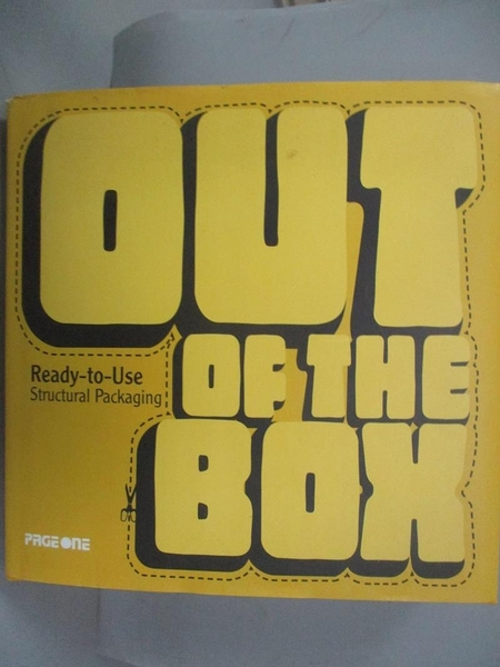 【書寶二手書T9/廣告_JAY】Out of the Box: Ready-to-use Structural Pack