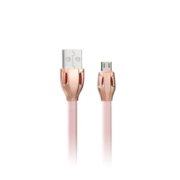 【R】品牌正品 雷蛇線 手機 平板 蘋果IOS 安卓 手機充電線 傳輸線 金屬光澤 數據線