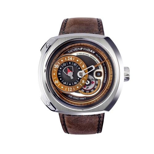 【SEVENFRIDAY】Q2/發源於瑞士蘇黎世的腕錶品牌