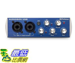 [106美國直購] 錄音系統 PreSonus AudioBox USB 2x2 Audio Interface Includes Studio One