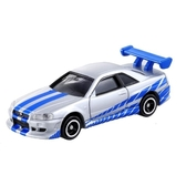 TOMICA #150 玩命關頭 SKYLINE GT-R TOYeGO 玩具e哥