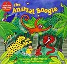 The Animal Boogie 動物歡樂跳 平裝繪本(CD一入)