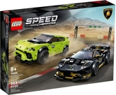 【LEGO樂高】SPEED Lamborghini Huracán Super Trofeo EVO & Urus ST-X  #76899