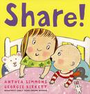 【麥克書店】SHARE!  /英文繪本《...