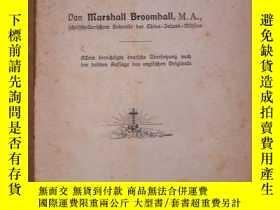 二手書博民逛書店1924年版罕見《馮玉祥將軍》 General Feng (德語
