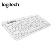 Logitech羅技 多工藍芽鍵盤K380-珍珠白【愛買】