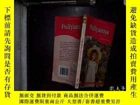 二手書博民逛書店Pollyanna(Eleanor罕見H. Porter)英文原
