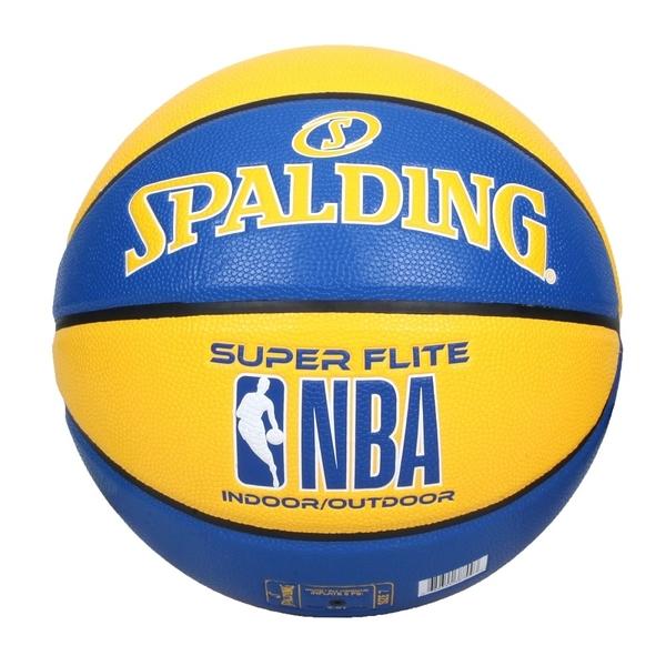 SPALDING NBA SUPER FLITE系列#7號合成皮籃球(7號球 斯伯丁≡體院≡ SPA76350