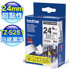 brother TZ-TAPE 24mm...