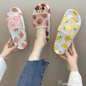 拖鞋 拖鞋家用女外穿夏天2020新款居家居室內防滑浴室可愛涼拖女士夏季 Korea時尚記