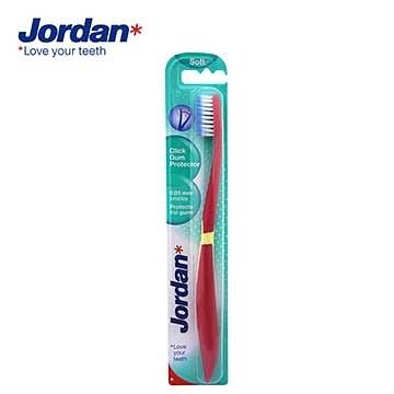 Jordan 超纖細彈力護齦牙刷-軟毛【躍獅】