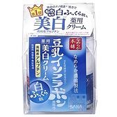 SANA 莎娜 豆乳美白水凝霜(50g)【小三美日】