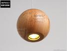 INPHIC- 北歐咖啡館實木吊燈美式個性田園現代簡約木藝燈飾日式餐廳木頭燈-A款_S197C