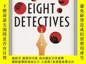 二手書博民逛書店8個偵探罕見英文原版 Eight Detectives Alex PavesiY21066 Alex Pave