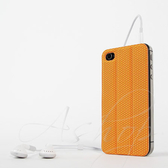 【A Shop】 TidyTilt iPhone 4 / 4S smart cover 保護套-橘色 iPhone 4 / iPhone 4S 適用