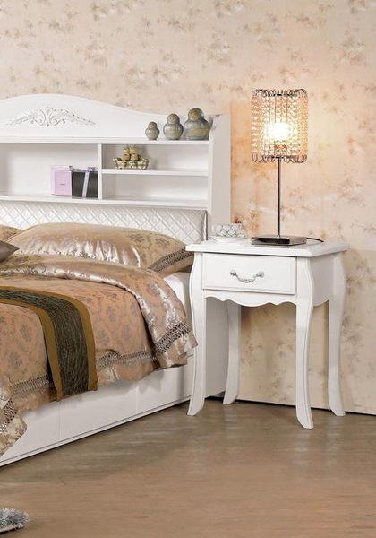8號店鋪 森寶藝品傢俱 609-7 (551) 仙朵拉1.65尺床頭櫃