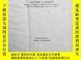 二手書博民逛書店中華民國28年出版,INTERNAL罕見COMBUSTION ENGINESY19620
