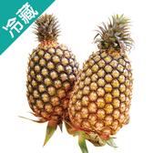 台灣特級金鑽鳳梨(1.8KG±10%)/粒【愛買冷藏】