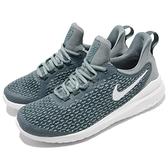 Nike 慢跑鞋 Wmns Renew Rival 灰 白 女鞋 舒適緩震 運動鞋【ACS】 AA7411-005