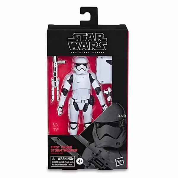 《 STAR WARS 星際大戰 》S2黑標6吋人物組 - Series First Order Stormtrooper╭★ JOYBUS玩具百貨