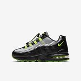 Nike Air Max 95 HZ GS [BQ4747-001] 大童鞋 運動 休閒 氣墊 避震 慢跑 籃球 黑黃