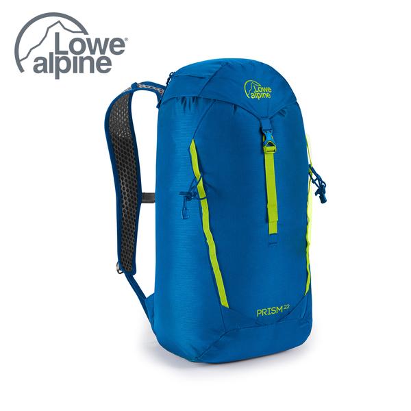 Lowe Alpine Prism 22 輕量多功能背包 環義賽藍 #FDP51