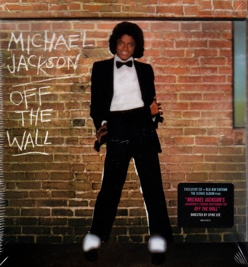 停看聽音響唱片】【CD】MICHAEL JACKSON OFF THE WALL(BD+CD)