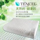 天絲TELCEL【 按摩型乳膠枕】/一入 透氣孔設計 ~體積過大,無法超商取貨~