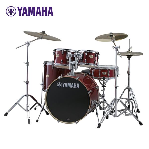 小叮噹的店-YAMAHA Stage Custom Birch 爵士鼓 傳統鼓 100%全樺木鼓身 原廠公司貨 不含銅鈸