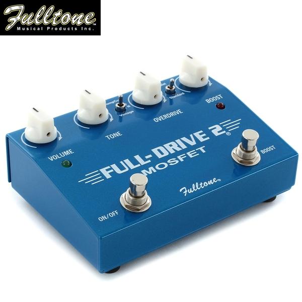小叮噹的店- 效果器 電吉他 10種組合模式 美國Fulltone Full-Drive2- 00036