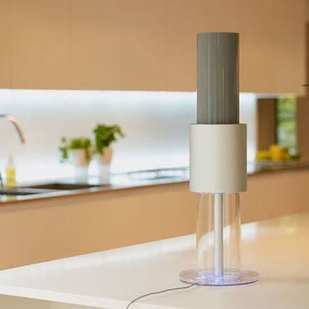 瑞典 LightAir IonFlow 50 Surface 桌上型/落地型 免濾網精品空氣清淨機