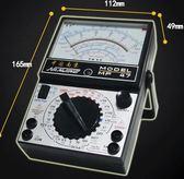 內磁指針式萬用表機械式高精度防燒全保護萬能表  SMY9024  TW【KIKIKOKO】