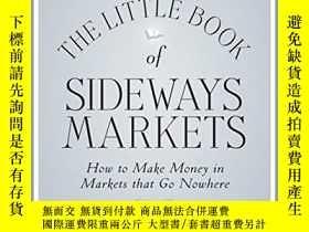 二手書博民逛書店The罕見Little Book Of Sideways MarketsY256260 Vitaliy N.
