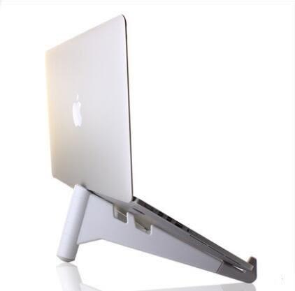 聯想蘋果散熱折疊筆電桌面支架 YX1913『小美日記』