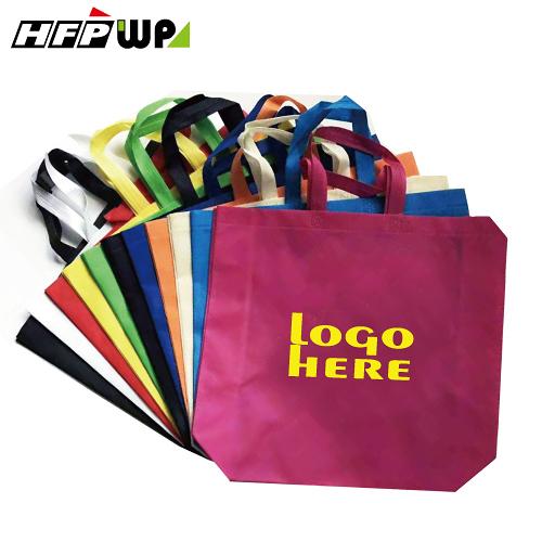 【1000個含1色印刷】 超聯捷 45x35x12cm 橫式不織布袋 客製 宣導品 禮贈品 S1-453512-OR