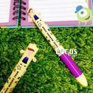 日本正版 櫻桃小丸子 花輪 全身 雙色筆 原子筆 多色筆 油性筆 圓珠筆 COCOS JP150